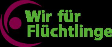 Wir für Flüchtlinge Logo