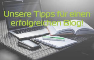 Tipps für einen erfolgreichen Blog